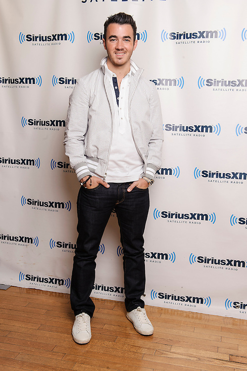 Portraits of the musician Kevin Jonas at SiriusXM Studios, NYC. August 14, 2012. Copyright © 2012 Matthew Eisman. All Rights Reserved.