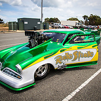 2015 400 Thunder Nitro Slam at Perth Motorplex - Saturday