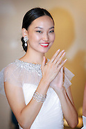 Yumi Katsura Fall 2014 Bridal Collection and the Yuzen Collection fashion show.