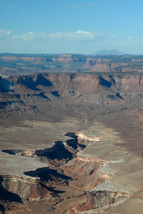 Aerial views from the Canyonlands National Park,Utah