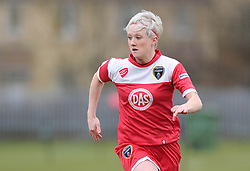 Bristol Academy's Lauren Townsend  - Photo mandatory by-line: Joe Meredith/JMP - Mobile: 07966 386802 - 01/03/2015 - SPORT - Football - Bristol - SGS Wise Campus - Bristol Academy Womens FC v Aston Villa Ladies - Women's Super League