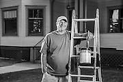 Steve Beahm, prostate cancer patient