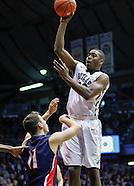 NCAA Basketball - Butler Bulldogs vs Belmont - Indianapolis, In