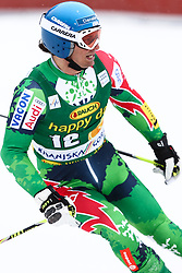 SANDELL Marcus of Finland during the 2nd Run of 7th Men's Giant Slalom - Pokal Vitranc 2013 of FIS Alpine Ski World Cup 2012/2013, on March 9, 2013 in Vitranc, Kranjska Gora, Slovenia.  (Photo By Matic Klansek Velej / Sportida.com)