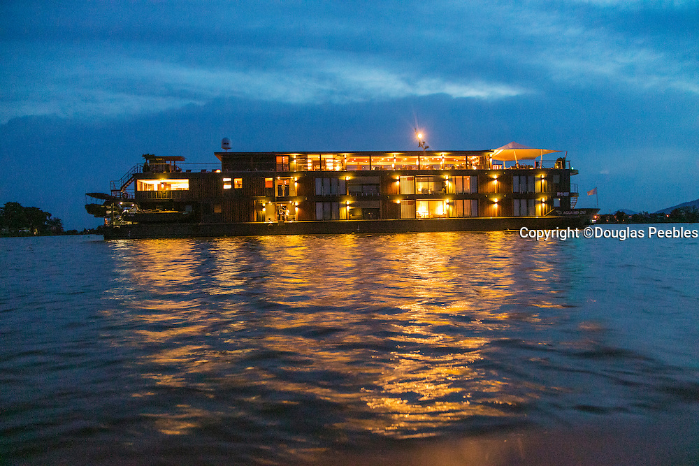 Aqua Expeditions, Tonle Sap and Mekong River Cruise, Cambodia to Vietnam