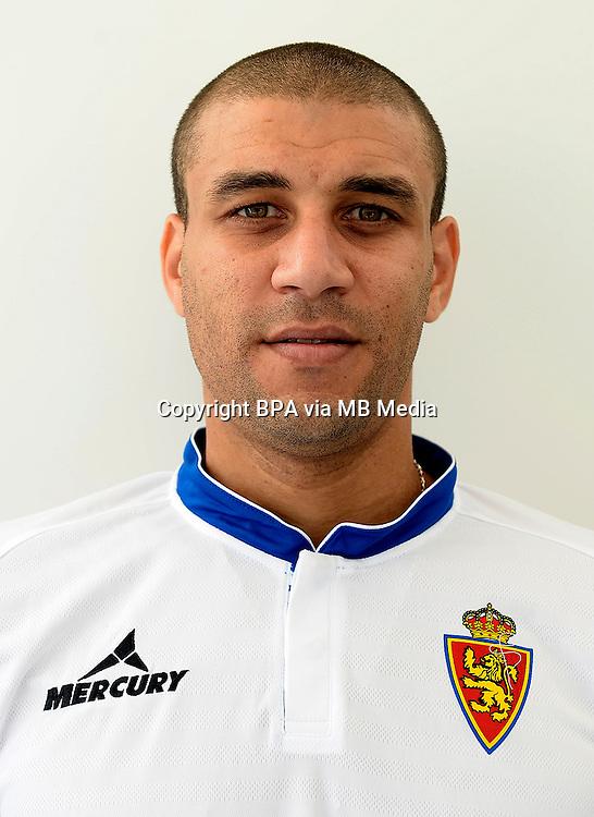Spain - La Liga Adelante 2014-2015 / <br /> ( Real Zaragoza ) - <br /> Carlos Diogo