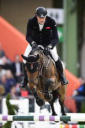 March 16, 2018 - Paris, France, France - HOUTZAGER Marc (Ned) Sterrehofs Edinus (Credit Image: © Panoramic via ZUMA Press)