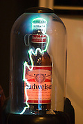 Hongdae. Electric Budweiser.