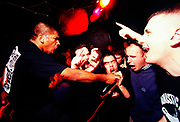 Knuckledust perform in London, UK 2000's