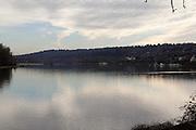 Willamette River near John's Landing