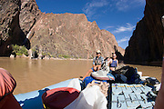 Colorado River Grand Canyon ArizonaThe Grand Canyon, Arizona.Rafting, Colorado River, The Grand Canyon, Arizona.