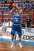 DESCRIZIONE : Porto San Giorgio Raduno Collegiale Nazionale Maschile Amichevole Italia Premier Basketball League<br /> GIOCATORE : Pietro Aradori<br /> SQUADRA : Nazionale Italia Uomini<br /> EVENTO : Raduno Collegiale Nazionale Maschile Amichevole Italia Premier Basketball League<br /> GARA : Italia Premier Basketball League<br /> DATA : 11/06/2009 <br /> CATEGORIA : tiro<br /> SPORT : Pallacanestro <br /> AUTORE : Agenzia Ciamillo-Castoria/C.De Massis