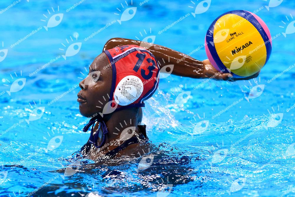 JOHNSON Ashleigh ITALIA <br /> Rio de Janeiro 19-08-2016 Olympic Aquatics Stadium  - Water Polo <br /> USA - ITALY Final <br />  Foto Andrea Staccioli/Deepbluemedia/Insidefoto