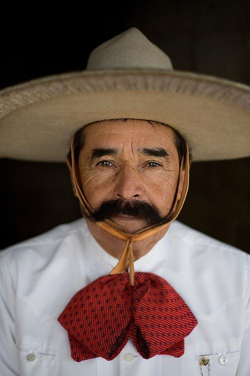 Ruben Carbajal, Charro, San Antonio, Texas.