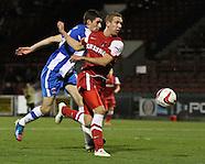 Leyton Orient v Hartlepool United 161012