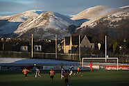 2017 Alloa Athletic v Peterhead