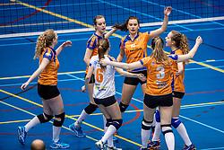 18-03-2017 NED:  Finale NOJK A finalisten, Apeldoorn<br /> De A-teams waren de finaledag actief in Apeldoorn / Rivo