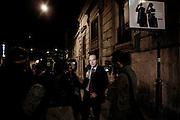 ROMA. PIERLUIGI BERSANI NEOELETTO SEGRETARIO DEL PARTITO DEMOCRATICO