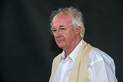 """Pictured: Phillip Pullman<br /> <br /> Philip Pullman CBE, FRSL (born 19 October 1946) is an English novelist. He is the author of several best-selling books, including the fantasy trilogy His Dark Materials and the fictionalised biography of Jesus, The Good Man Jesus and the Scoundrel Christ. In 2008, The Times named Pullman one of the """"50 greatest British writers since 1945"""". In a 2004 poll for the BBC, Pullman was named the eleventh most influential person in British culture.<br /> <br /> The first book of Pullman's His Dark Materials trilogy, Northern Lights, won the 1995 Carnegie Medal from the Library Association, recognising the year's outstanding English-language children's book. For the 70th anniversary of the Medal it was named one of the top ten winning works by a panel, composing the ballot for a public election of the all-time favourite. It won the public vote from that shortlist and was thus named the all-time """"Carnegie of Carnegies"""" in June 2007. It was adapted as a film under its US title, The Golden Compass. <br /> <br /> Ger Harley 