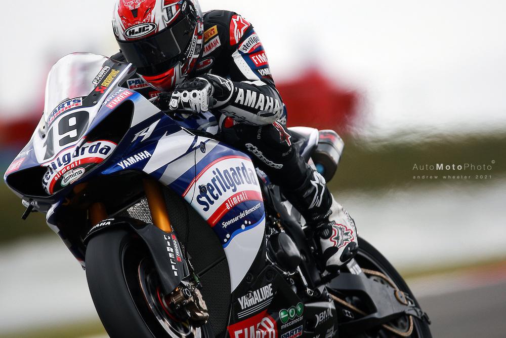2009 Superbike World Championship, Round 11, Nurburgring, Germany, 6 September 2009, Ben Spies (USA), 19, Yamaha