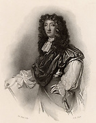 John Graham of Claverhouse, first Viscount Dundee (c1649-1689) Scottish soldier.  Killed at the battle of Killikrankie while leading supporters of the Stuart cause against the forces of William III.