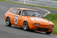 #34 Phil OTLEY Reliant Scimitar GTE  during CSCC Adams & Page Swinging Sixties Series  as part of the CSCC Oulton Park Cheshire Challenge Race Meeting at Oulton Park, Little Budworth, Cheshire, United Kingdom. June 02 2018. World Copyright Peter Taylor/PSP.
