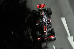 Motorsports / Formula 1: World Championship 2010, GP of Singapore, 01 Jenson Button (GBR, Vodafone McLaren Mercedes),