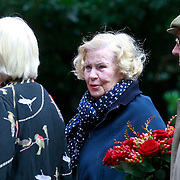 NLD/Amsterdam/20110729 - Uitvaart actrice Ina van Faassen, Kitty Jansen