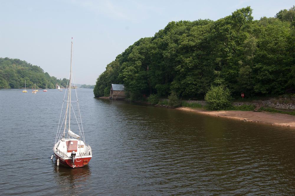 Lake Rudyard Staffordshire