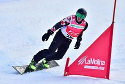 BOSNJAK Bruno, SB-LL1, CRO, Snowboard Cross at the WPSB_2019 Para Snowboard World Cup, La Molina, Spain