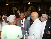 Rev. Al Sharpton at The Pre-Reception for The 100th NAACP Annual Conference hosted by Governor David Patterson w/special performance by Ryan Leslie held at the Great Hall at City College of New York in New York City on July 12, 2009