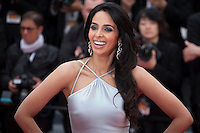 Actress Mallika Sherawat at the gala screening for the film The BFG at the 69th Cannes Film Festival, Saturday 14th May 2016, Cannes, France. Photography: Doreen Kennedy