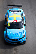 Nestor GIROLAMI, Polestar Cyan Racing, Volvo S60 WTCC<br /> 64th Macau Grand Prix. 15-19.11.2017.<br /> Suncity Group Macau Guia Race - FIA WTCC<br /> Macau Copyright Free Image for editorial use only