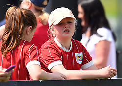Supporters at Stoke Gifford Stadium - Mandatory by-line: Paul Knight/JMP - 20/05/2018 - FOOTBALL - Stoke Gifford Stadium - Bristol, England - Bristol City Women v Arsenal Ladies - FA Women's Super League 1