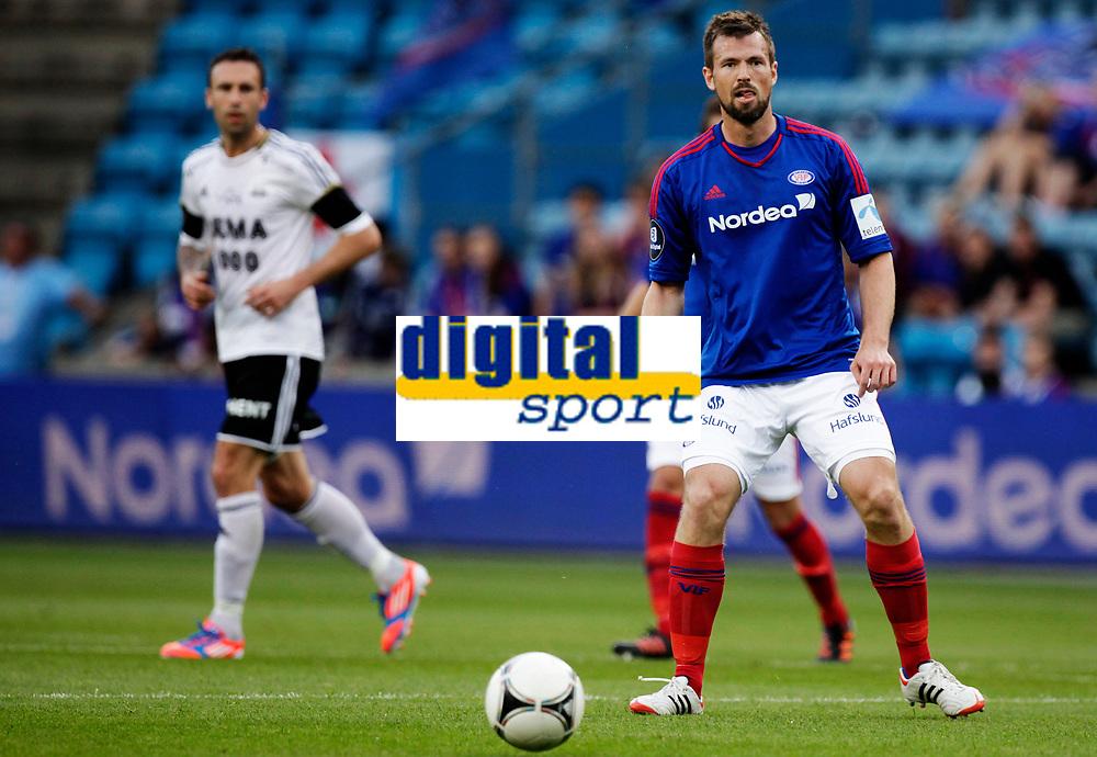 Fotball<br /> Tippeligaen<br /> Ullev&aring;l Stadion 23.05.12<br /> V&aring;lerenga VIF - Rosenborg RBK<br /> <br /> Andr&egrave; Muri<br /> <br /> Foto: Eirik F&oslash;rde