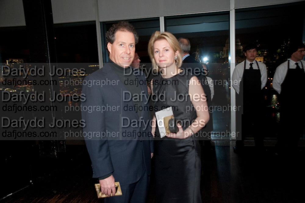 VISCOUNT LINLEY,  Joint opening reception for the  Van Doesburg and Gorki exhibitions. Afterwards a dinner for the Gorki exhibition. Tate Modern. London. 9 February 2010