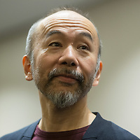November 7,2018, TOKYO Director and  actor  Shinya Tsukamoto  attend  Foreign press club  talk about its    new opus Killing Zan  selected at Mostra de Venice festival, a  story about Ronin  Samurai  , samurai  without master who is looking  for young  assistant ,movie is  a pacifist movie, young servant Samurai was unable to kill, During the press conference, Shinya Tsukamoto  said he is  a  great fan of Taxi Driver and adept of Scorcese  religion .  Pierre Boutier