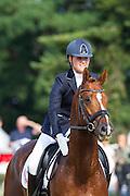 Jonna Schelstraete - Chicago M.H.<br /> FEI World Breeding Dressage Championships for Young Horses 2012<br /> © DigiShots