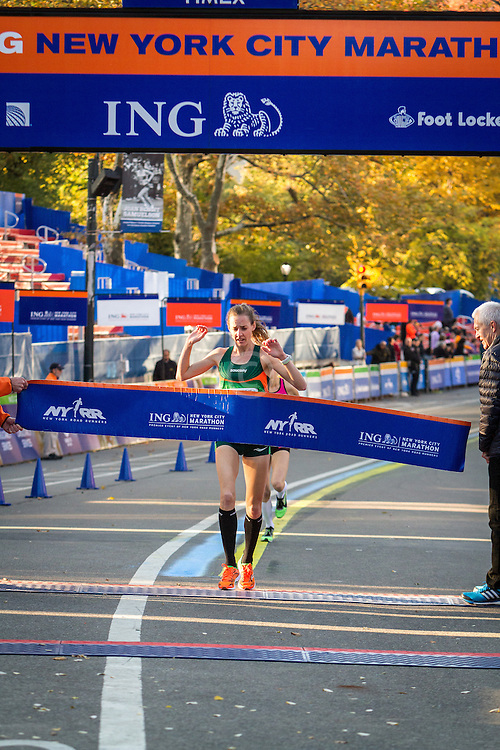 NYRR Dash to the Finish Line 5K road race: Molly Huddle wins