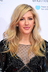 Ellie Goulding attending the End the Silence Charity Fundraiser at Abbey Road Studios, London.