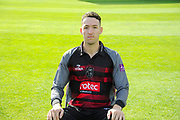 Royal London One-Day Cup kit portrait of Paul van Meekeren during the Somerset County Cricket Club PhotoCall 2017 at the Cooper Associates County Ground, Taunton, United Kingdom on 5 April 2017. Photo by Graham Hunt.