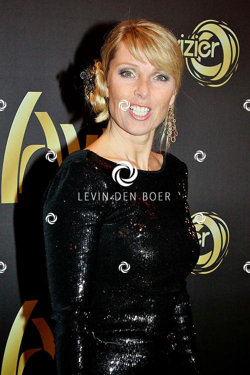 AMSTERDAM - In theater Carre is de Gouden Televizier Ring gala weer geweest.  Met op de foto Joke de Kruijf. FOTO LEVIN DEN BOER - PERSFOTO.NU
