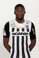 Karl Toko Ekambi during Photoshooting of Angers Sco for new season 2017/2018 on September 29, 2017 in Angers, France <br /> Photo : Angers Sco / Icon Sport
