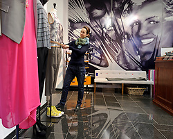 Cologne, Germany, Jan. 2012 -  Chic Belgique - Over the past decade, the Belgisches Viertel, or Belgian Quarter, has become the neighborhood of choice for many art and media types, who have brought dozens of cool cafés, shops and restaurants in their wake. Start by browsing through Simon und Renoldis womens clothing, primarily from young German designers (Maastrichter Strasse 17; 49-221-945-87-031; simonundrenoldi.com). (Photo © Jock Fistick).