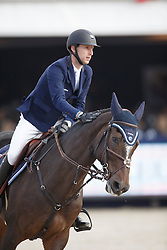 Devos Pieter, (BEL), Dream Of India Greenfield<br /> Belgisch Kampioenschap - Lanaken 2015<br /> © Hippo Foto - Dirk Caremans<br /> 19/09/15