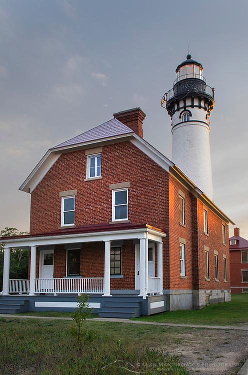Au Sable Light Station, Pictured Rocks National Lakeshore Michigan