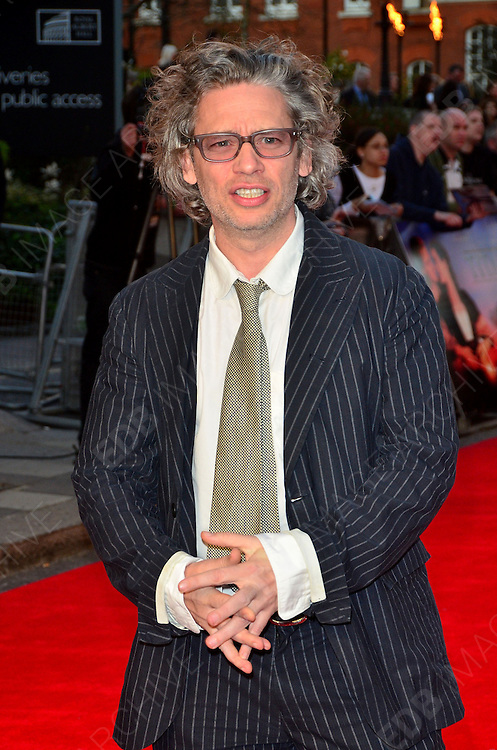 27.MARCH.2012. LONDON<br /> <br /> DEXTER FLETCHER AT THE TITANIC 3D PREMIERE HELD AT THE ROYAL ALBERT HALL IN KENSINGTON, LONDON<br /> <br /> BYLINE: EDBIMAGEARCHIVE.COM/JOE ALVAREZ<br /> <br /> *THIS IMAGE IS STRICTLY FOR UK NEWSPAPERS AND MAGAZINES ONLY*<br /> *FOR WORLD WIDE SALES AND WEB USE PLEASE CONTACT EDBIMAGEARCHIVE - 0208 954 5968*
