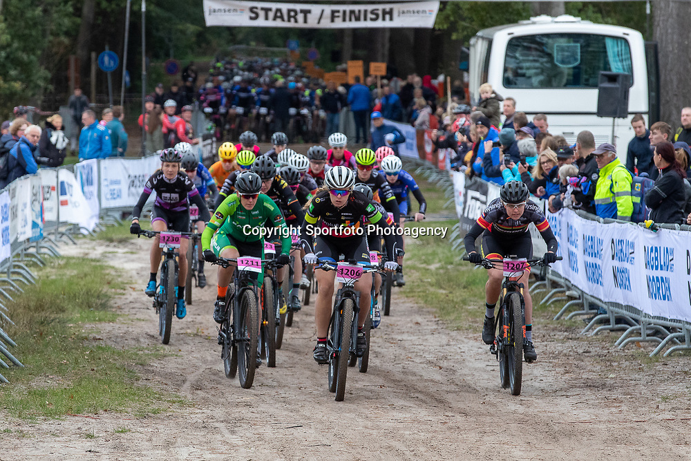 GASSELTE (NED) MOUTAINBIKEN<br />Geopark Hondsrug Classic 2019