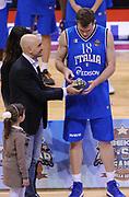 DESCRIZIONE : Biella Beko All Star Game 2012-13<br /> GIOCATORE : Nicolo' Melli ed Alessandro Gentile <br /> CATEGORIA : Premiazione<br /> SQUADRA : Italia Nazionale Maschile<br /> EVENTO : All Star Game 2012-13<br /> GARA : Italia All Star Team<br /> DATA : 16/12/2012 <br /> SPORT : Pallacanestro<br /> AUTORE : Agenzia Ciamillo-Castoria/A.Giberti<br /> Galleria : FIP Nazionali 2012<br /> Fotonotizia : Biella Beko All Star Game 2012-13<br /> Predefinita :