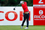 Eun Hee Ji during the Ricoh Women's British Open at Royal Lytham and St Annes Golf Club, Lytham Saint Annes, United Kingdom on 2 August 2018. Picture by Simon Davies.
